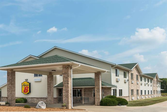 Super 8 Motel Greenville Illinois