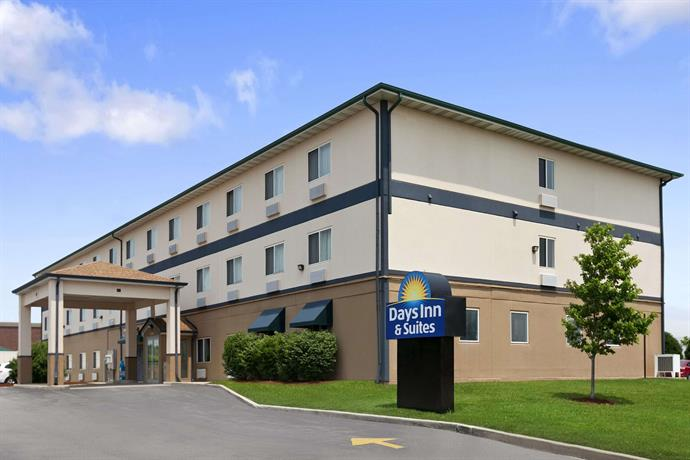 Days Inn & Suites by Wyndham Romeoville