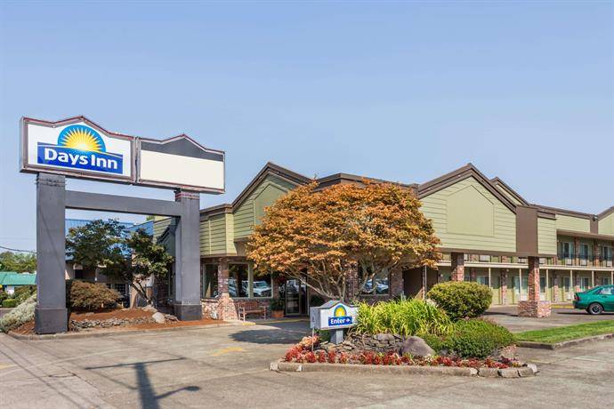 Days Inn by Wyndham Eugene Downtown University
