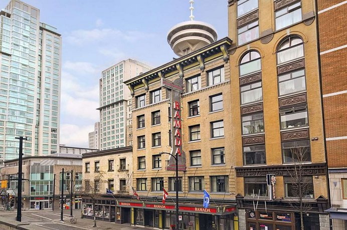 Ramada Limited Hotel Downtown Vancouver
