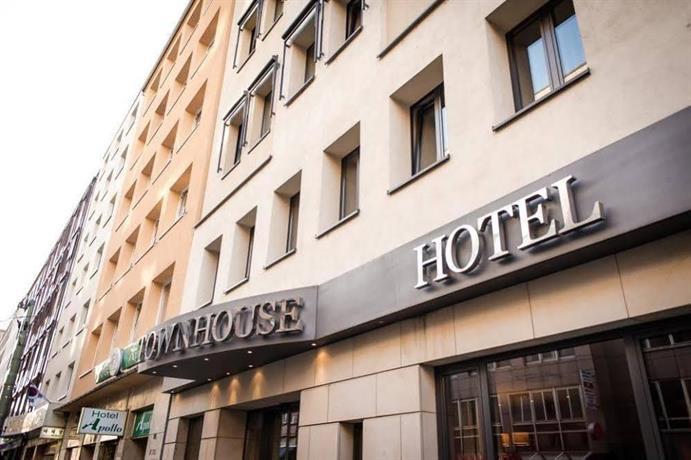 Townhouse Hotel Frankfurt Am Main