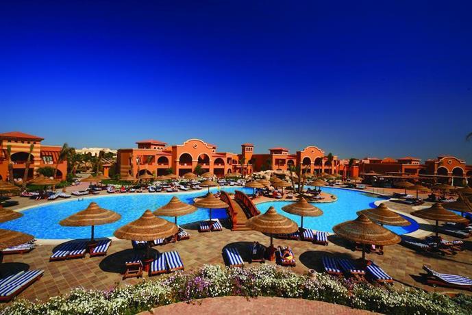 Charmillion gardens aqua park sharm el sheikh compare deals - Dive inn resort egypt ...