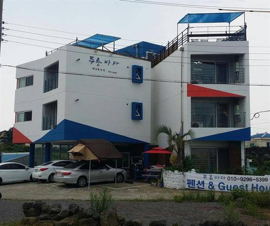Blue Sea Pension