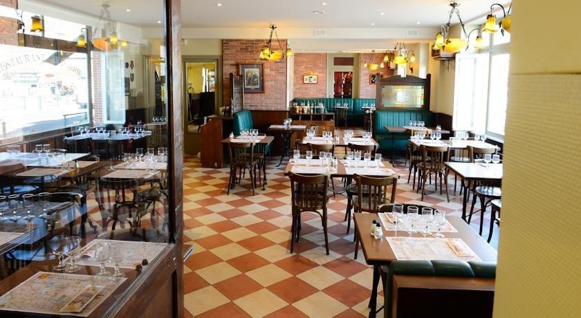 Hotel Restaurant Arromanches Bains