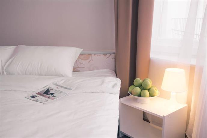 Ars Hotel on Krasnie Vorota