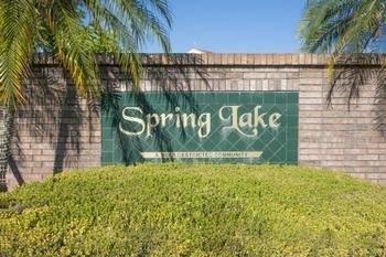 Sue's Spring Lakes Villa