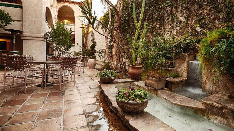 About Best Western Plus Las Brisas Hotel