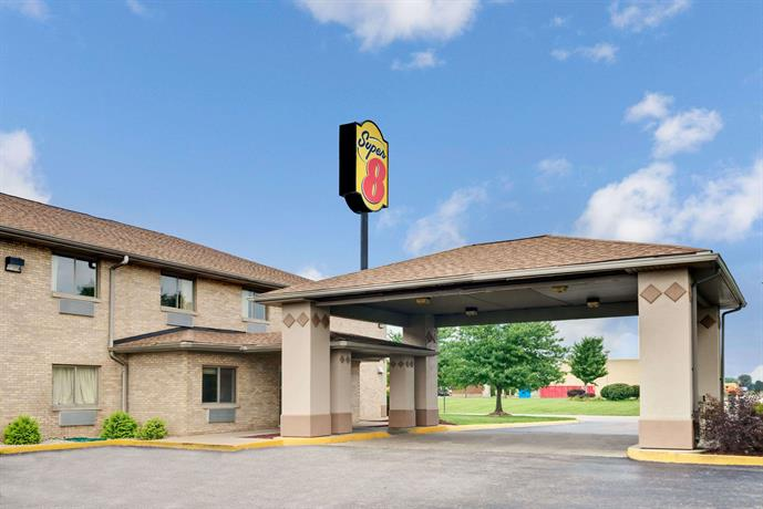 Super 8 Motel Kokomo