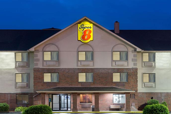 Morgantown Super 8 Motel