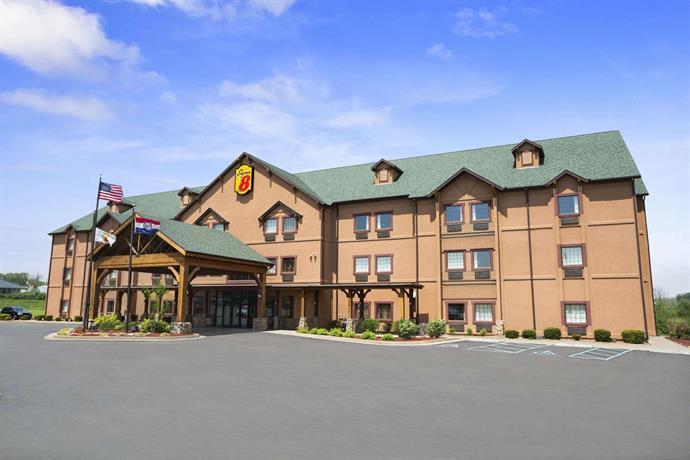 Super 8 Motel Troy Missouri