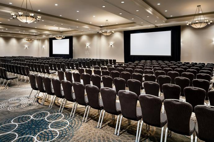 Sheraton Toronto Airport Hotel And Conference Centre Etobicoke On