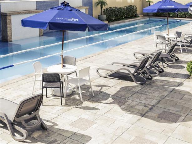 Mercure sao paulo vila olimpia hotel encuentra el mejor for Piscina olimpia vignola telefono