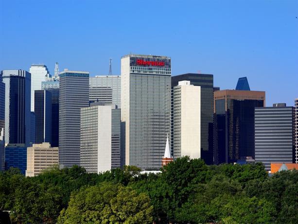 Sheraton Dallas Hotel