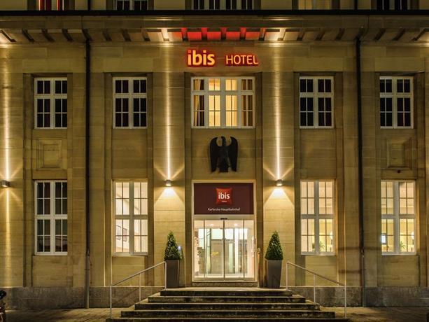 Ibis Hotel Karlsruhe Hauptbahnhof