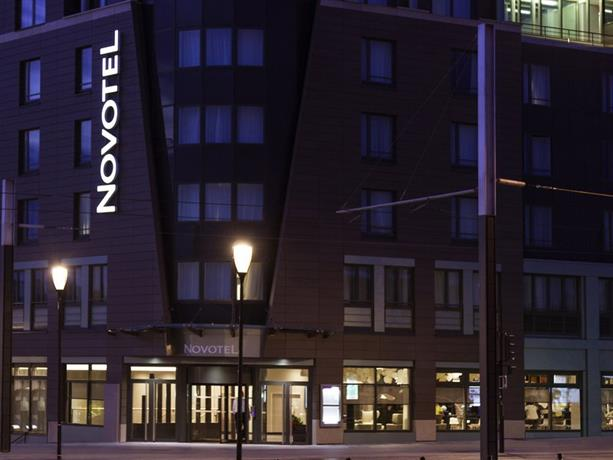 Novotel Paris Saint Denis Centre