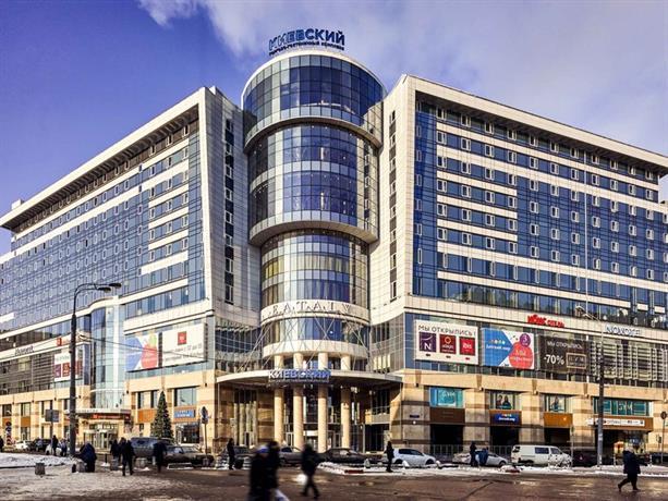 Adagio Moscow Kievskaya