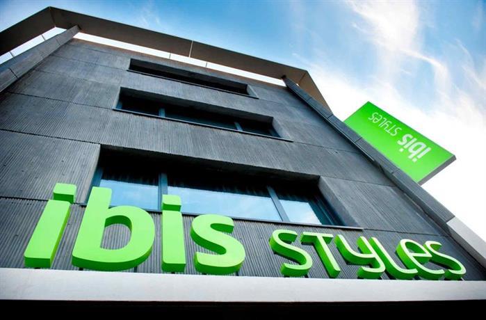 Hotel Ibis Brest Centre Port