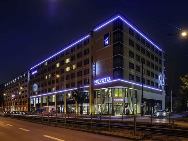 Hotel Novotel Muenchen City Munchen