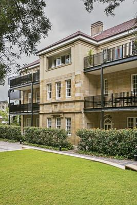 Sydney history with modern design and location