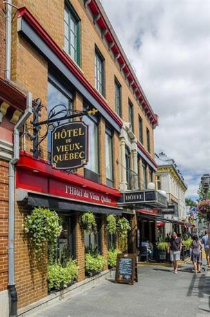 Hotel du Vieux Quebec