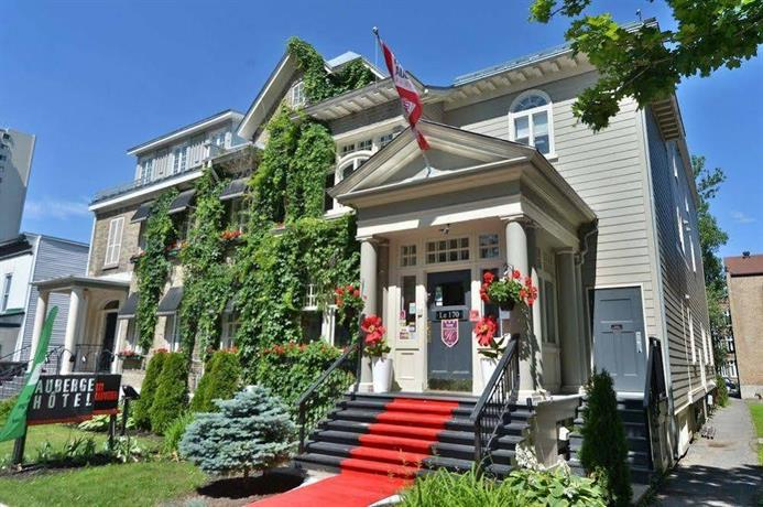 Hotel La Grande Allee Quebec