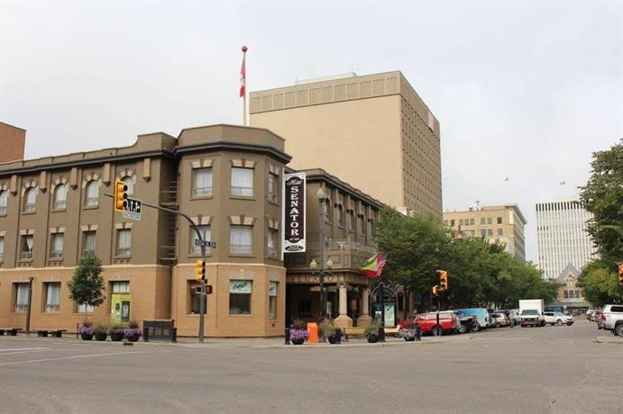 Hotel Senator Saskatoon