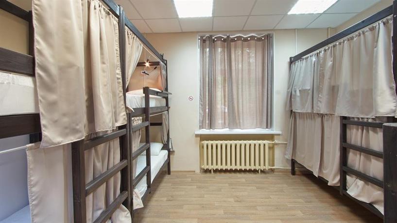 Hostel Sleep&go Moscow