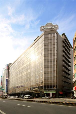 Dynasty Hotel Tainan City