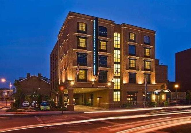 Fairfield inn & Suites by Marriott Baltimore Downtown/Inner Harbor