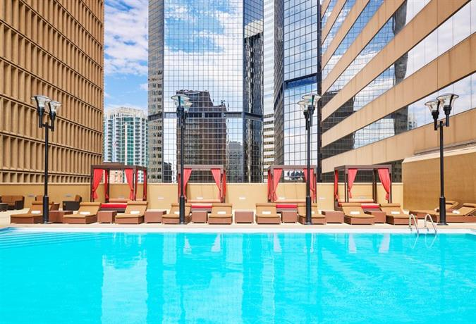 Sheraton Denver Downtown Hotel Compare Deals