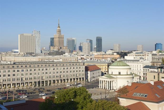 Sheraton Warszawa Hotel