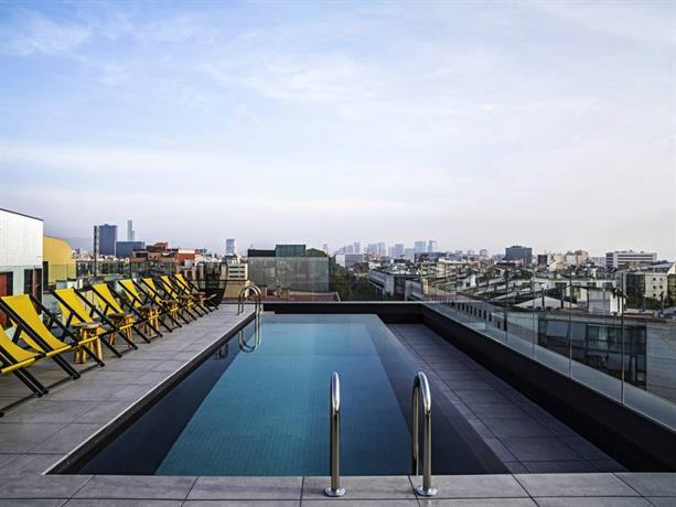 Ibis styles barcelona city bogatell barcellona offerte for Prenotare hotel barcellona