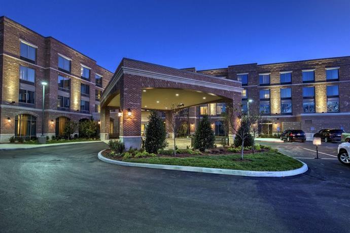 Hampton Inn & Suites Franklin Berry Farms Tn