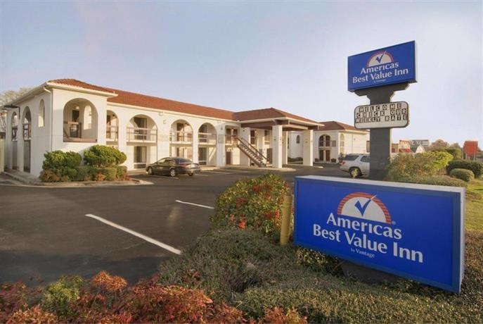 Americas Best Value Inn Gainesville Georgia