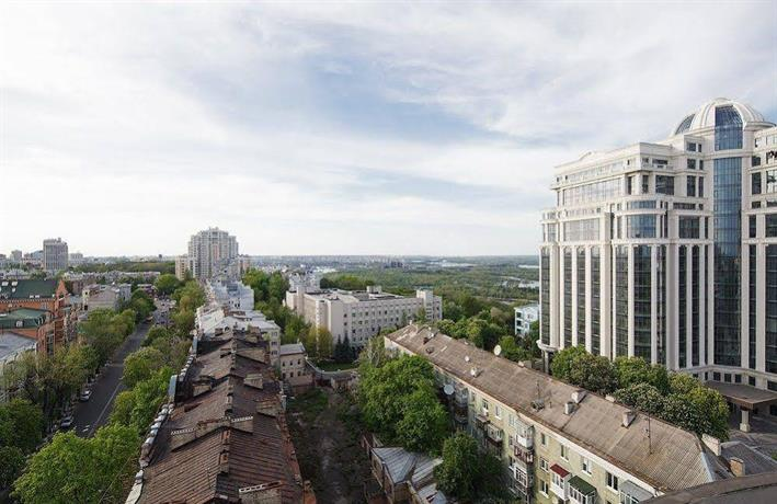 Salute Hotel Kiev