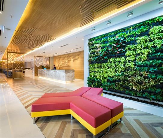 Hilton Garden Inn Kuala Lumpur Jalan Tuanku Abdul Rahman North ...