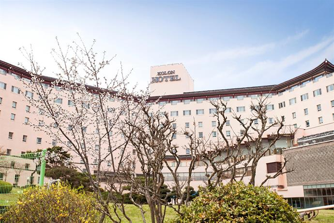 Kolon Hotel Gyeongju