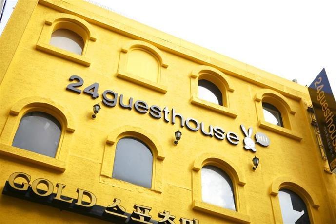 24 Guesthouse Seomyun