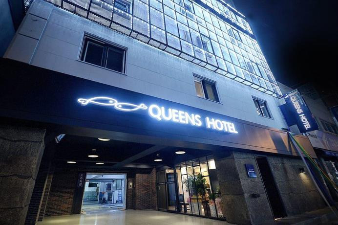 Queens Hotel Busan