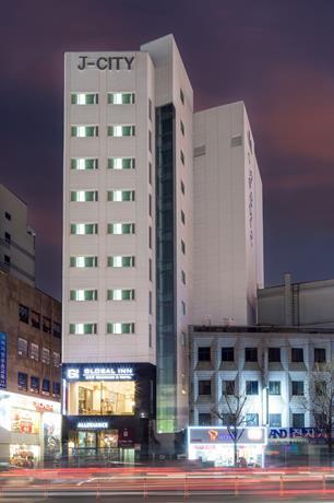 GLOBAL INN Busan Nampo Hotel