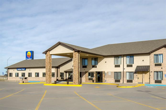 Comfort Inn Lexington Nebraska