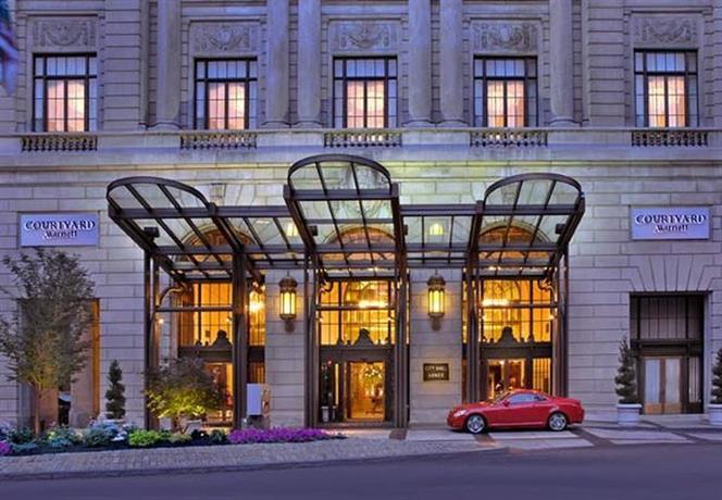Courtyard Hotel Downtown Philadelphia