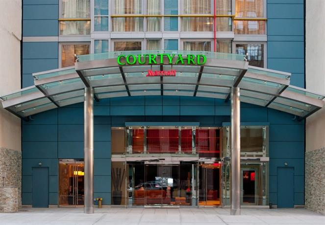 Courtyard by Marriott New York Manhattan Soho