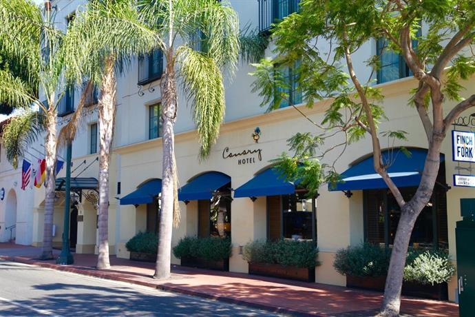 Santa Barbara Hotels >> Kimpton Canary Hotel Santa Barbara Compare Deals