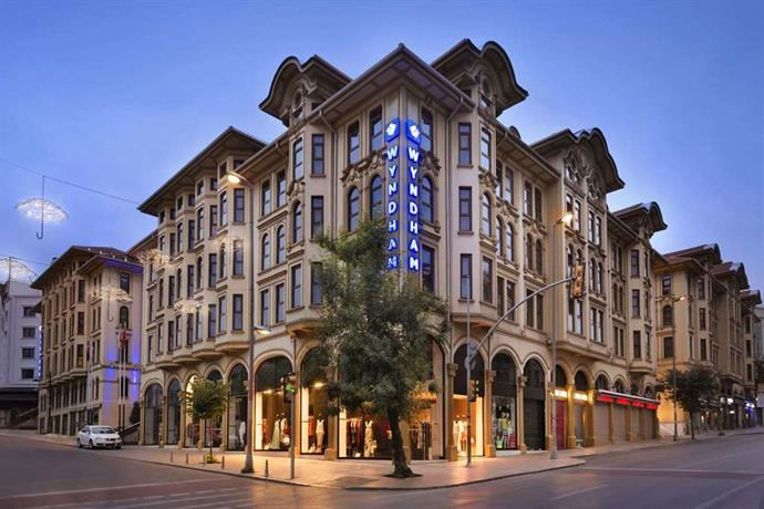 Wyndham istanbul old city compare deals for Hotels in istanbul laleli