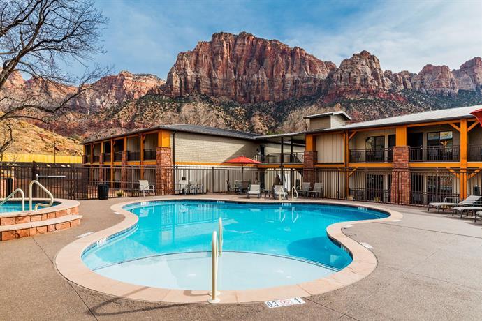 Best Western Plus Zion Canyon Inn & Suites