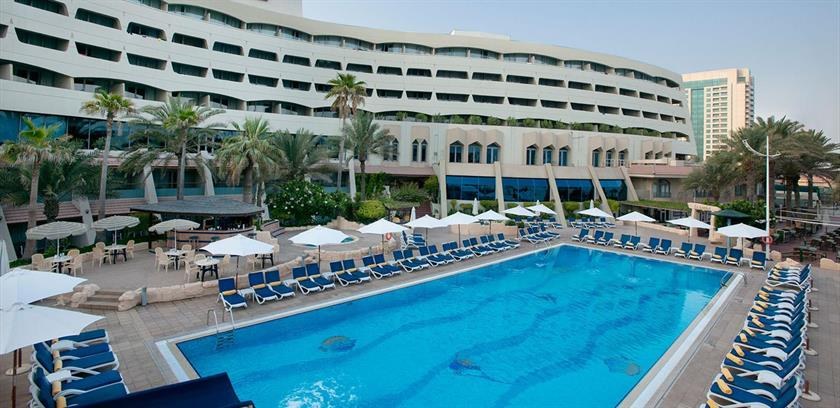 Sharjah Grand Hotel a member of Barcelo Hotel Group