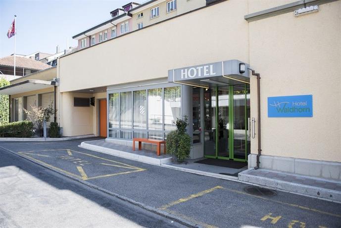 Hotel Waldhorn Berne