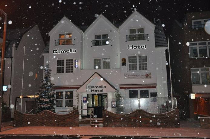 Camelia Hotel Southend On Sea