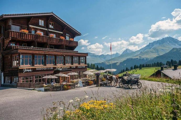 Hotel Hof Arosa